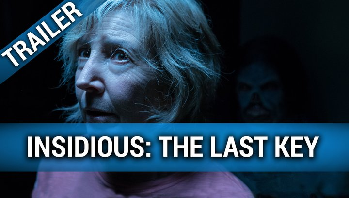 Insidious: The Last Key - Trailer Poster