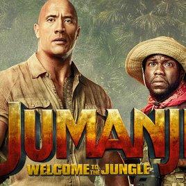 """""""Jumanji: Willkommen im Dschungel"""": Unser Interview mit Dwayne Johnson & Kevin Hart"""