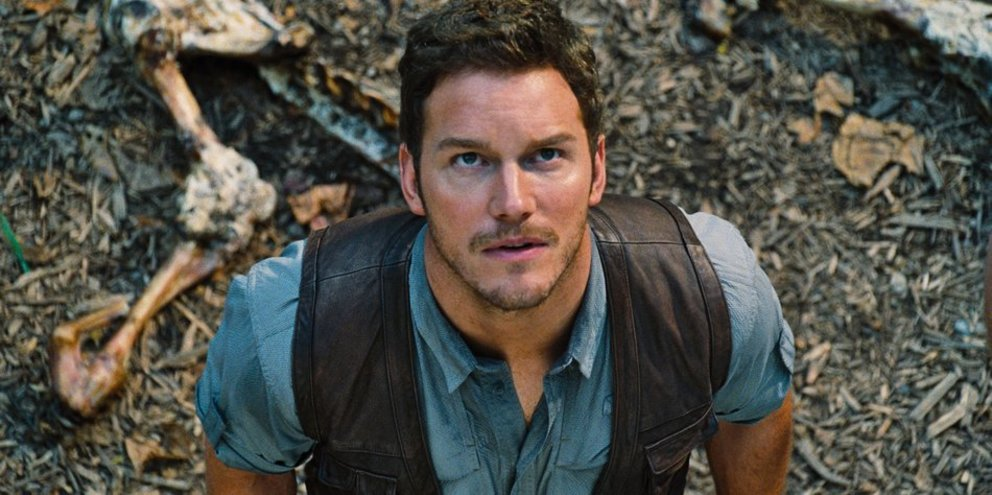 Jurassic World 2 Owen Chris Pratt