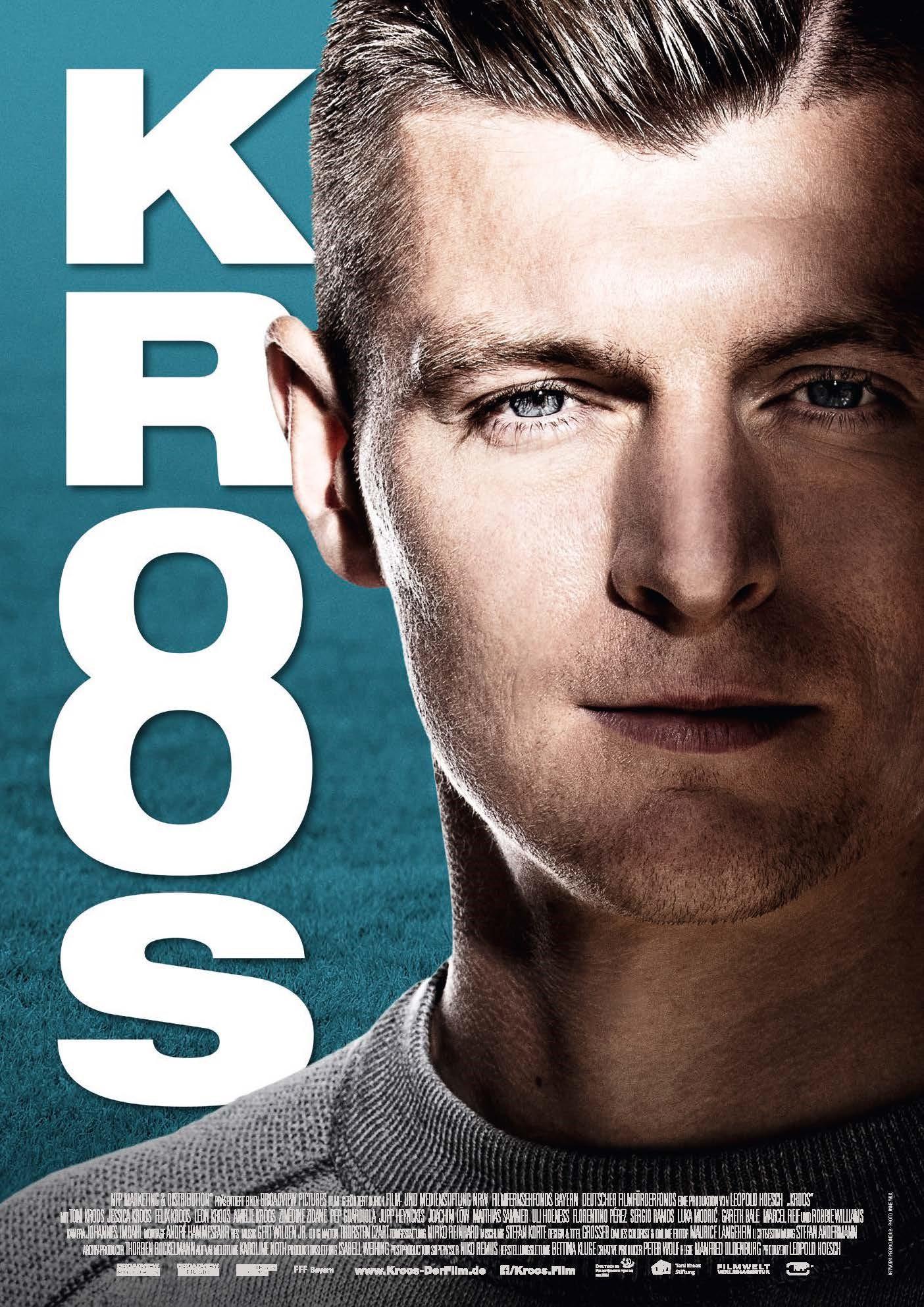 Kroos Film (2019) · Trailer · Kritik · KINO de