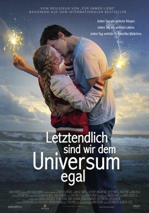 Letztendlich sind wir dem Universum egal Poster