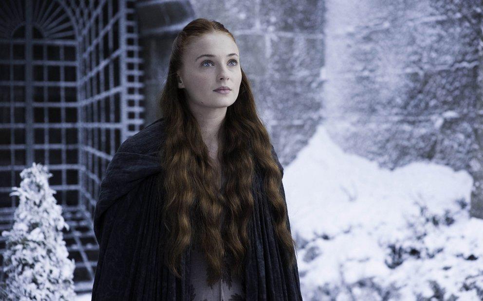 Sansa Stark Game of Thrones Staffel 7 8 Serien Ende Finale Sophie Turner