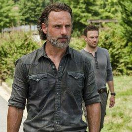 """""""The Walking Dead"""": Hauptdarsteller sprechen über echte Verletzung am Set"""