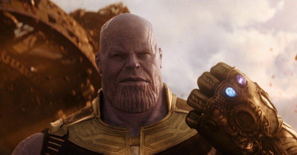 Thanos Avengers 3 Infinity War Steine Ende Finale