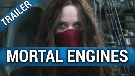 Mortal Engines - Trailer 1 Deutsch Poster