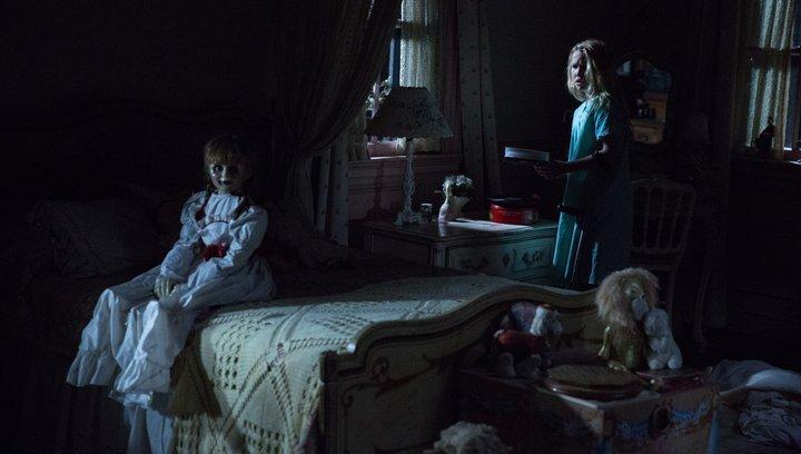 Annabelle 2 - Teaser-Trailer Deutsch Poster