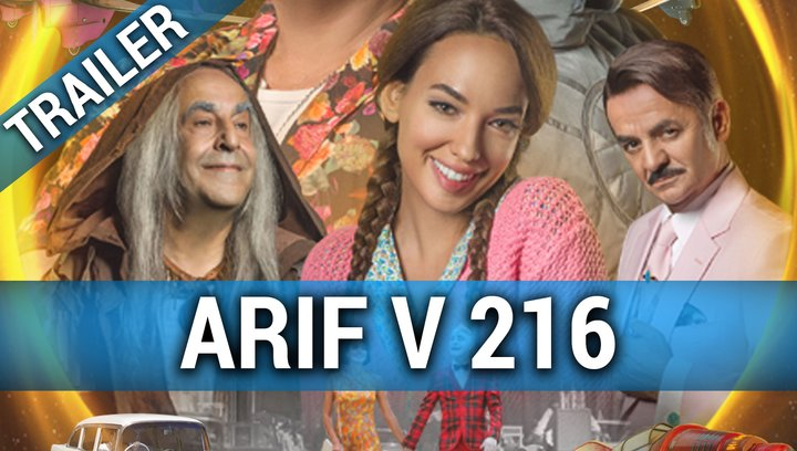 Arif V 216 - Trailer Poster