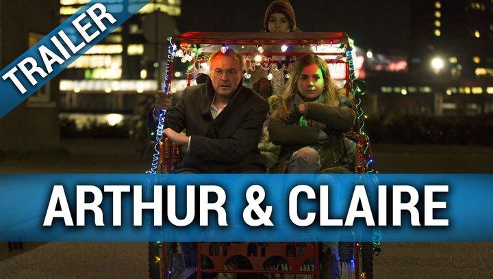 Arthur & Claire - Trailer Poster