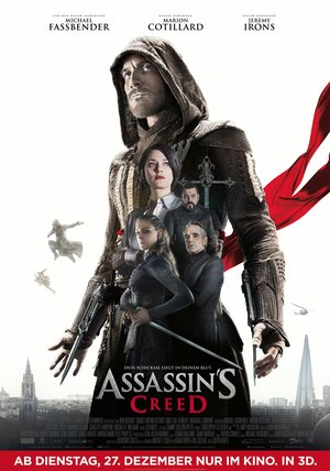 Kino Assassins Creed