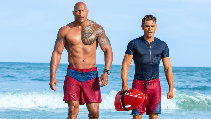 Baywatch - Trailer 3 Poster