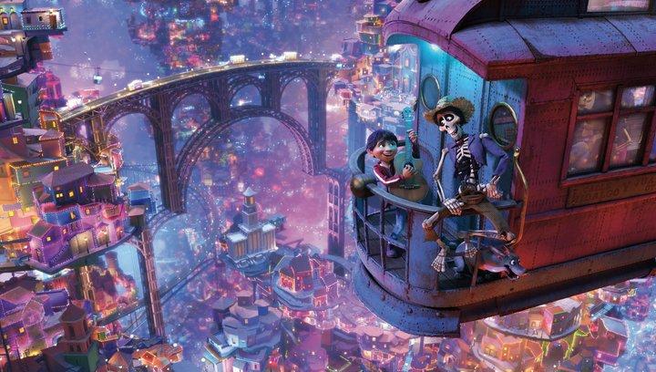 Coco - Trailer Deutsch Poster