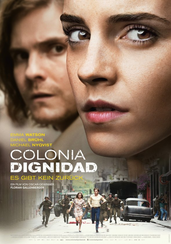 Colonia Dignidad - Es gibt kein Zurück Poster
