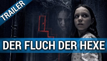 Der Fluch der Hexe – Queen of Spades - Trailer Poster