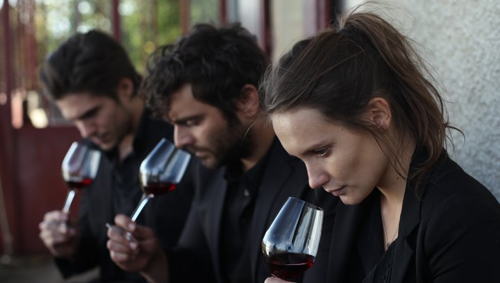 Der Wein und der Wind - Trailer Poster