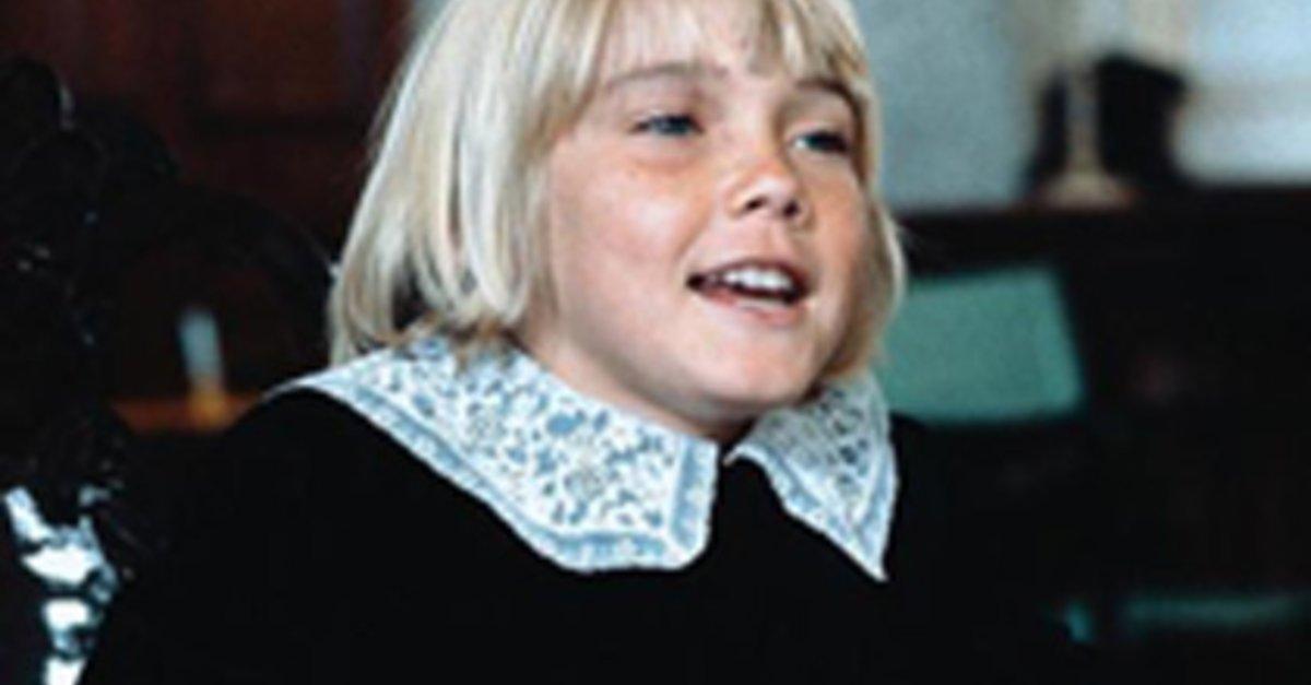 Der Kleine Lord So Sieht Ricky Schroder Heute Aus Kinode