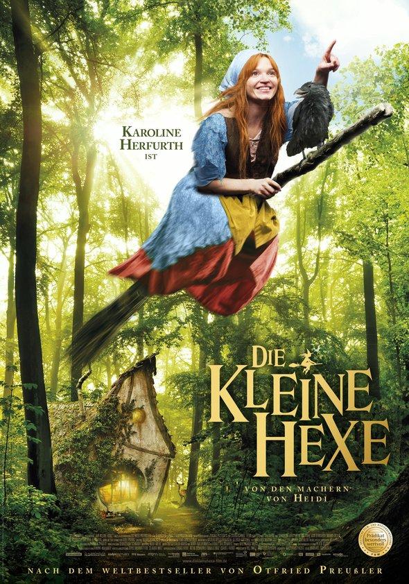 Plakat: DIE KLEINE HEXE