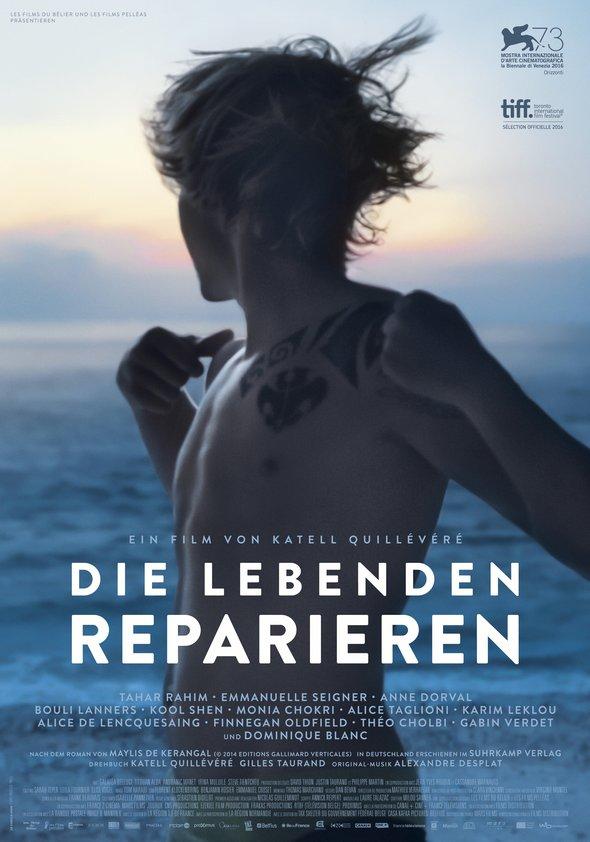 Die Lebenden reparieren Poster