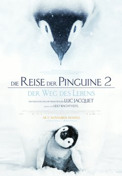 Die Reise der Pinguine 2 Poster