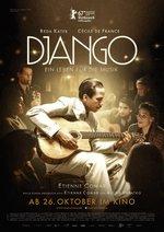 Django - Ein Leben für die Musik Poster