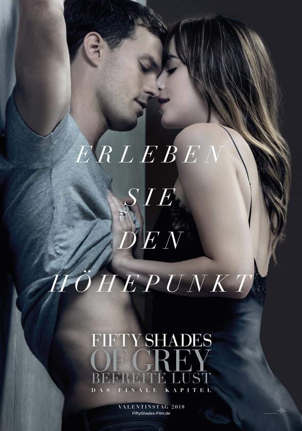 Plakat: FIFTY SHADES OF GREY – Befreite Lust