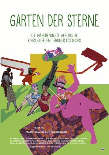 Garten der Sterne Poster