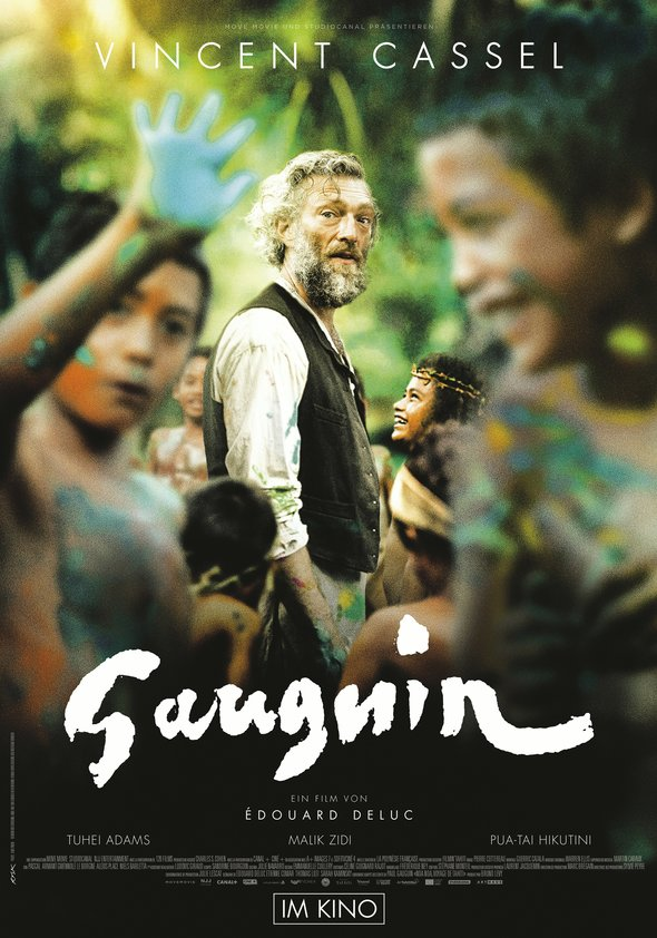 Gauguin Poster