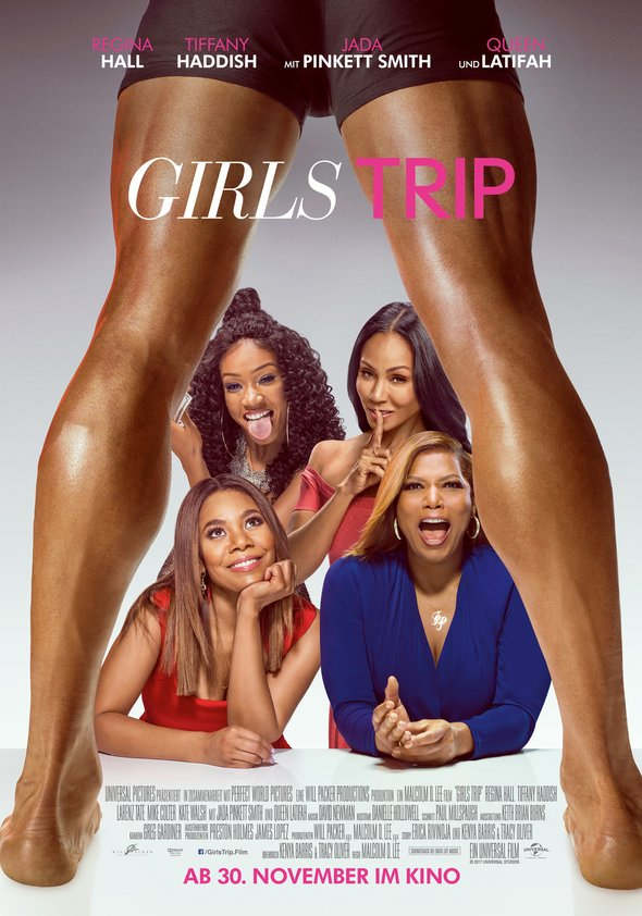Girls Trip Poster