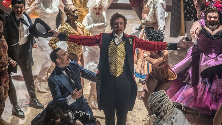 Greatest Showman - Trailer 2 Deutsch Poster