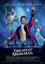 Greatest Showman Poster