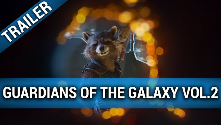 Guardians of the Galaxy Vol. 2 - Trailer Poster