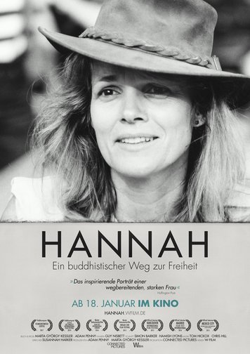 Hannah - Ein buddhistischer Weg zur Freiheit Poster