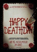 Happy Deathday Poster