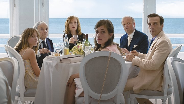 Happy End - Trailer Poster