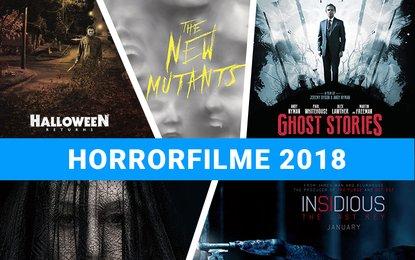 Die meisterwarteten Horrorfilm-Neustarts 2018