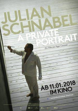 Julian Schnabel - A Private Portrait Poster