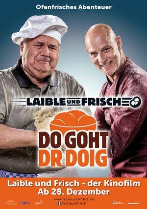 Laible und Frisch: Do goht dr Doig Poster