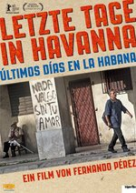 Letzte Tage in Havanna Poster