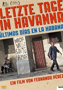 Letzte Tage in Havanna Poster