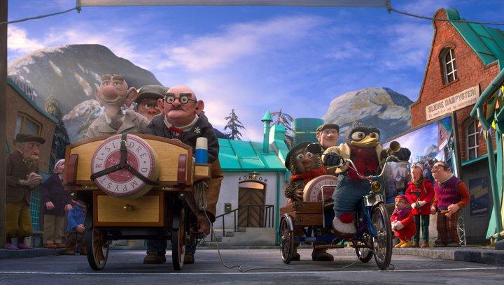 Louis & Luca - Das große Käserennen - Trailer Deutsch Poster