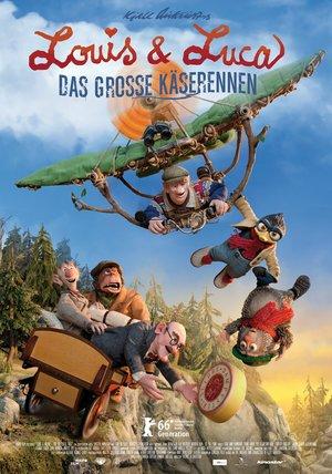 Louis & Luca - Das große Käserennen Poster