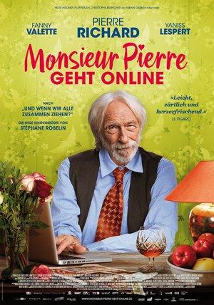 Monsieur Pierre geht online Poster