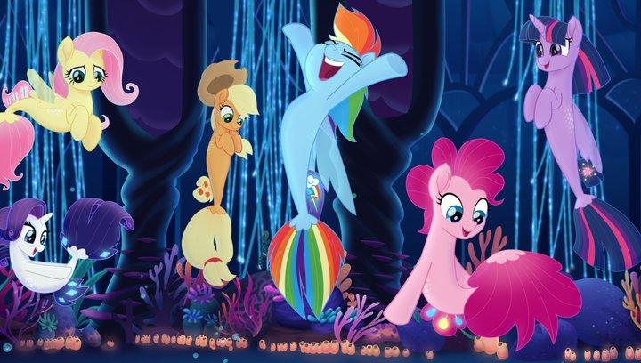 My little Pony: Der Film - Trailer deutsch Poster