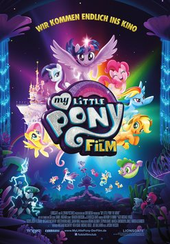 My Little Pony - Der Film Poster
