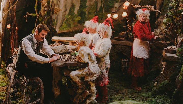 Plötzlich Santa - Trailer Poster