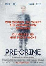 Pre-Crime Poster