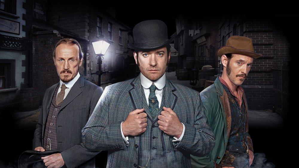 Ripper Street Staffel 4 Stream