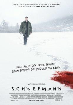 Schneemann Poster