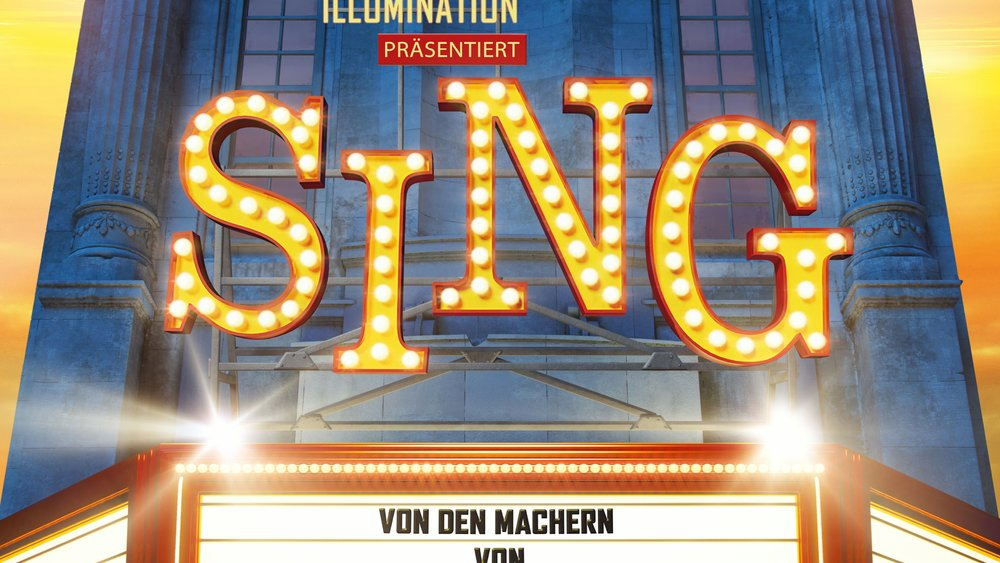 Sing Kinostart Deutschland