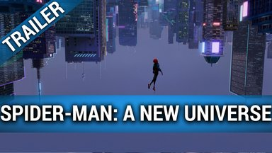 Spider-Man: A New Universe Trailer