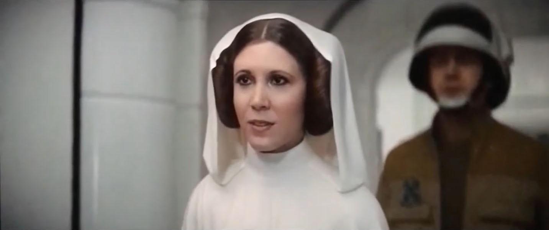 Star Wars 8 Hatte Carrie Fishers Tod Einfluss Auf Den Film